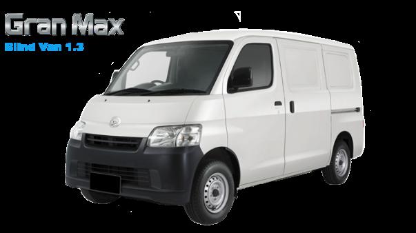 gran max blind van