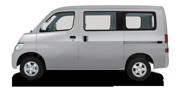 gran max minibus classic silver