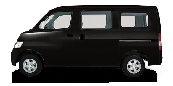 gran max minibus ultra black
