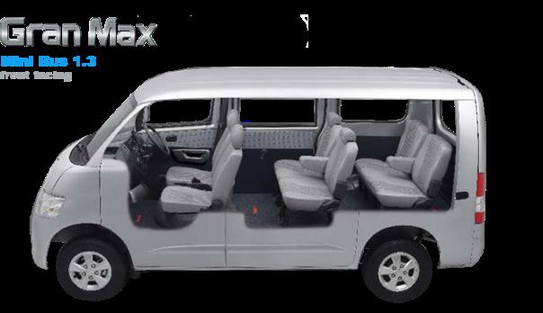 gran max minibus 13 ff