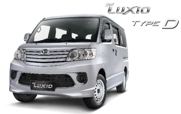 Luxio Tipe D Makassar