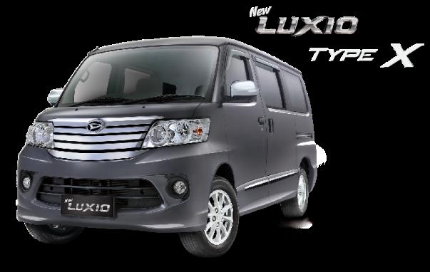 Luxio Tipe X Makassar